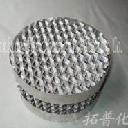 金属孔板波纹填料图片
