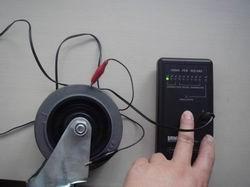 灰色导电脚轮图片/灰色导电脚轮样板图 (1)