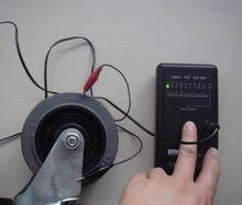 灰色导电脚轮防静电脚轮TPR图片