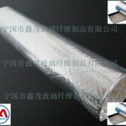 优质价廉红色反辐射铝箔玻纤套管图片