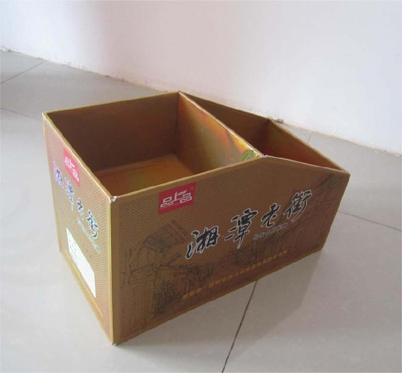 供应长沙印陈列盒陈列盒印刷中密度板