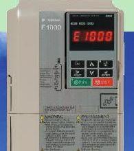 供应安川变频器 CIMR-G7B40P4  质量保障