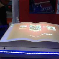 供应图书馆翻书投影机