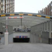西安停车场管理系统安装调试图片