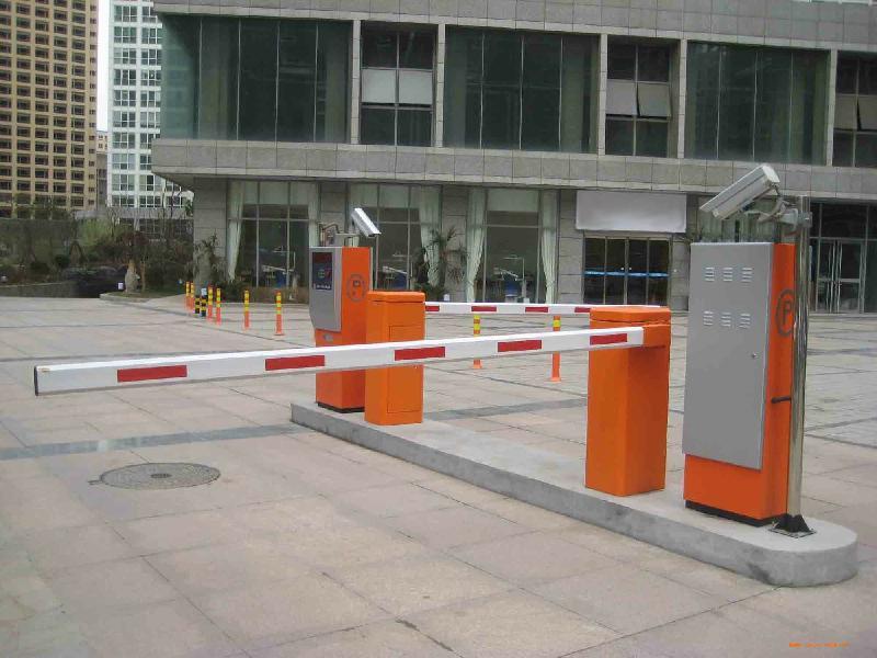 供应洛阳停车场收费系统图片