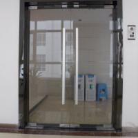 供应西安玻璃无框玻璃地弹门