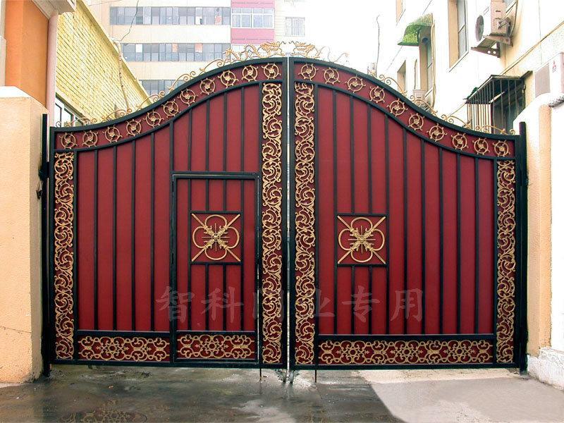 Home Gate Colour Design