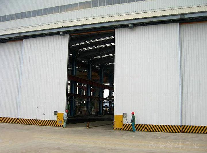 供应西安厂房铁大门