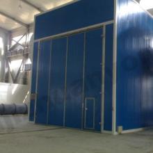 供应宝鸡工业折叠门