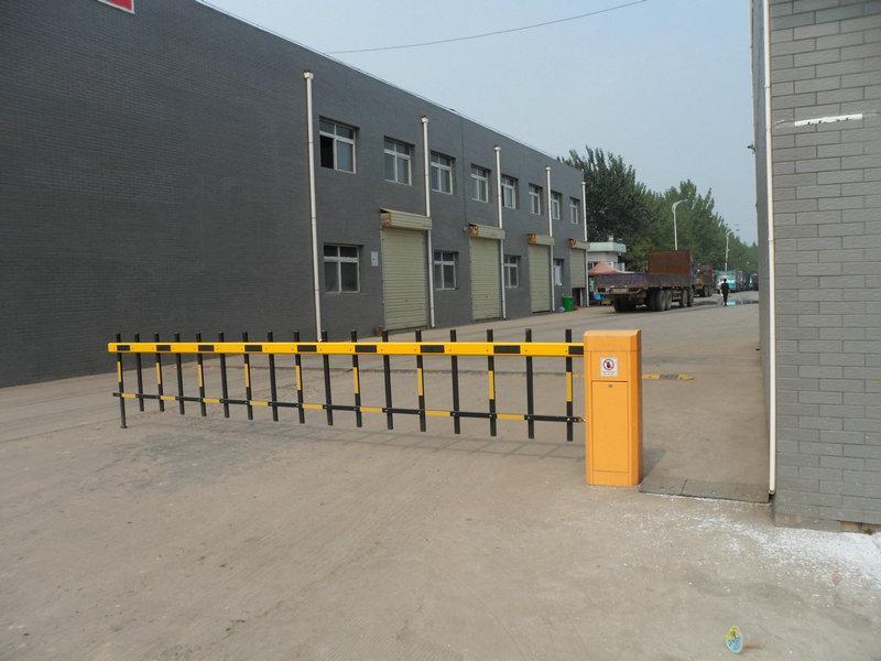供应青岛停车场收费系统图片