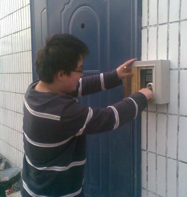门禁系统图片/门禁系统样板图 (3)