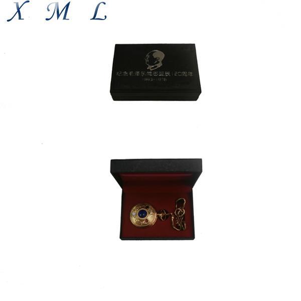 供应纪念品怀表包装盒