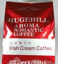 供应杰克生爱尔兰咖啡豆227g批发