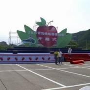 青岛专业展览搭建工厂青岛展览展示图片