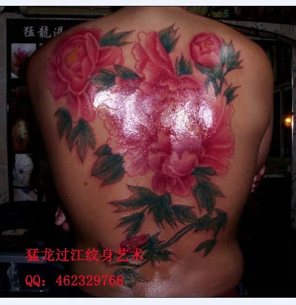 浙江省台州椒江纹身洗纹身清洗纹身图片