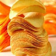 供应香脆可口、盼盼艾比利散装薯片报价2.5kg/箱55元盼盼批发
