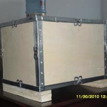 供應竹木材料木包裝箱-木包裝箱價格-圖片