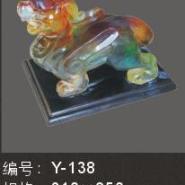 杭州人造琉璃工艺品厂家图片