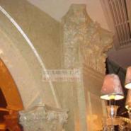水转印罗马柱窗套门套图片
