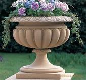 砂岩花盆玻璃钢花盆图片