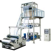 供应升降旋转机头吹膜机(PE热收缩膜吹膜机)
