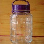 方格10斤泡酒瓶图片
