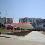上海钢结构生产图片