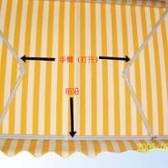 伸缩型遮阳篷图片