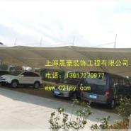 膜结构车棚58图片