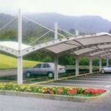 供应上海车棚 上海高档膜结构车棚,遮阳篷,【上海晟豪装饰】
