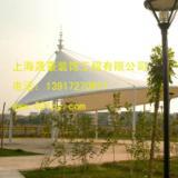 供应昆山膜伞生产,专业供应膜结构景观伞,膜结构车棚遮阳篷,固定篷