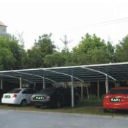 供应【图片】上海车棚车蓬车篷汽车车棚本公司铝合金车棚系列产品造型
