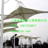 无锡膜结构伞制作图片