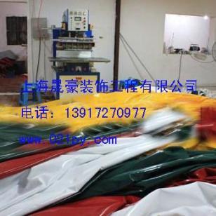 松江PVC膜布加工图片