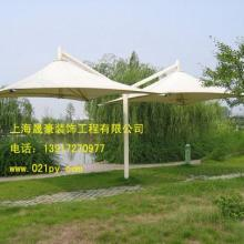 供应南通膜伞生产批发,专业膜结构产品生产,更具尺寸制作,车棚批发