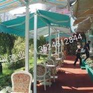 供应松江区伸缩篷,一套起订供应铝合金雨篷、伸缩型智能遮阳蓬