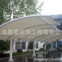 【上海停车棚 精美时尚】膜结构车棚54_上海停车棚 膜结批发