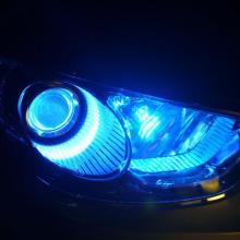 供应现代IX35双氙气大灯总成