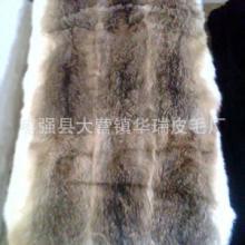 供应獭兔毛青紫蓝草黄色褥子褥片床毯批发
