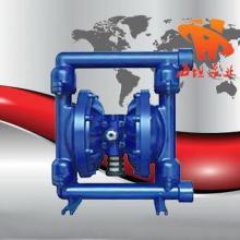 供应QBY型铸铁气动隔膜泵, 电动隔膜泵 ,隔膜泵系列图片