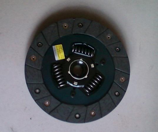 一汽佳星幸福使者离合器压盘 离合器片 分离轴承(三缸 四缸)高清图片