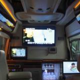 商务车、房车内饰氛围灯改装汽车氛围灯改装