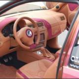 汽车内饰翻新改装傲奔专为女性朋友设计的汽车内饰