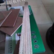 漂白杨木15mm多层板刀模板图片