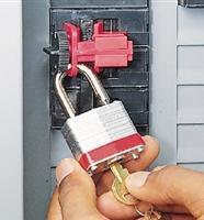 贝迪多极断路器锁66321销售