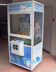 供应广东长安娃娃机公仔机夹烟机