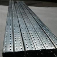 建筑玻璃专用中空铝隔条