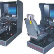 驾校考核用汽车驾驶训练模拟器系统图片