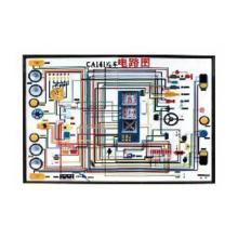 供应康谊牌东风汽车电动程序控制电教板、桑塔纳电教板、急救训练模型批发