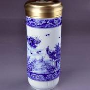 批发陶瓷瓷器保温杯瓷杯办公杯茶杯图片
